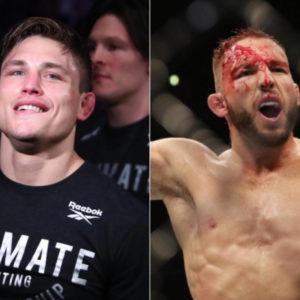 Видео боя Дрю Добер — Брэд Ридделл UFC 263