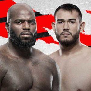 Видео боя Жаирзиньо Розенстрайк — Аугусто Сакаи UFC Fight Night 189