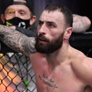 Видео боя Пол Крэйг — Джамал Хилл UFC 263