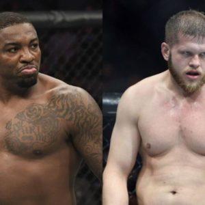 Видео боя Уолт Харрис — Марчин Тыбура UFC Fight Night 189