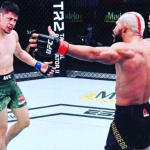 Видео боя Дейвисон Фигейреду — Брэндон Морено 2 UFC 263