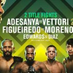Прямая трансляция UFC 263: Исраэль Адесанья - Марвин Веттори 2