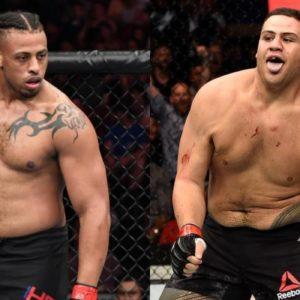 Видео боя Грег Харди — Тай Туиваса UFC 264
