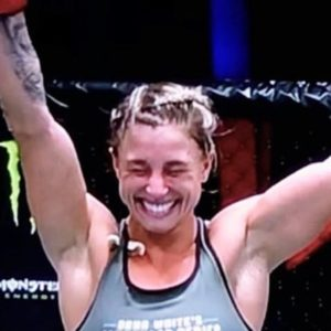 Видео боя Диана Белбице — Ханна Голди UFC on ESPN 27