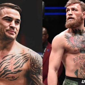Видео боя Конор МакГрегор — Дастин Порье 3 UFC 264