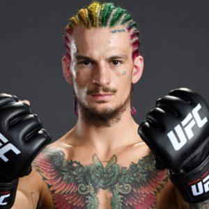 Видео боя Крис Моутиньо — Шон О`Мэлли UFC 264