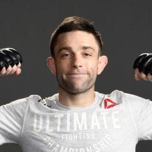 Видео боя Райан Холл — Илия Топурия UFC 264
