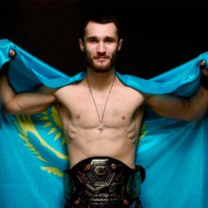 Видео боя Сергей Морозов — Халид Таха UFC on ESPN 26