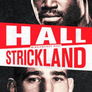 Прямая трансляция UFC on ESPN 28: Юрайа Холл — Шон Стриклэнд