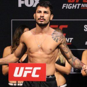 Видео боя Алешандре Пантожа — Брэндон Ройвэл UFC on ESPN 29