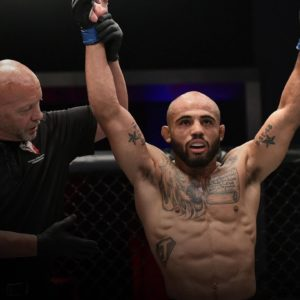 Видео боя Андерсон Дос Сантос — Майлс Джонс UFC 265