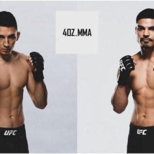 Видео боя Винс Моралес — Драко Родригес UFC 265