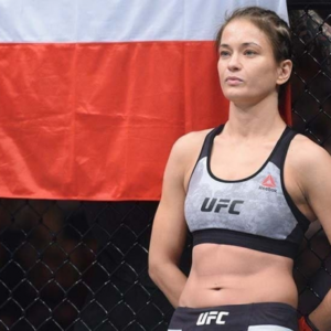 Видео боя Каролина Ковалькевич — Джессика Пенн UFC 265