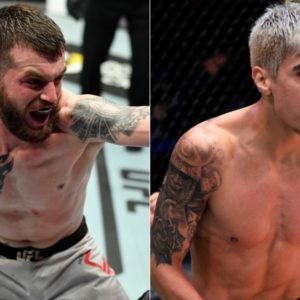 Видео боя Остин Линго — Луис Салдана UFC on ESPN 29