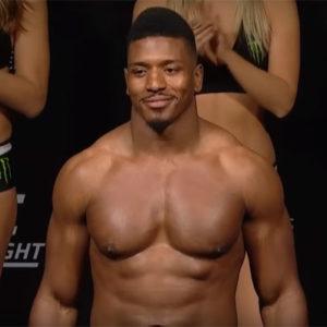 Видео боя Эд Херман — Алонзо Менифилд UFC 265