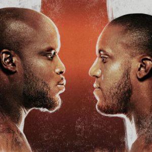 Прямая трансляция UFC 265: Деррик Льюис — Сирил Ган