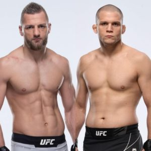 Видео боя Алекс Мороно — Давид Завада UFC Fight Night 191