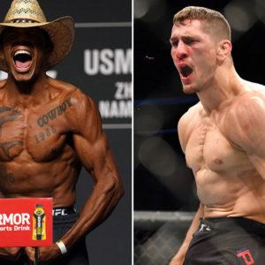 Видео боя Алекс Оливейра — Нико Прайс UFC Fight Night 193