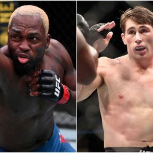 Видео боя Даррен Тилл — Дерек Брансон UFC Fight Night 191