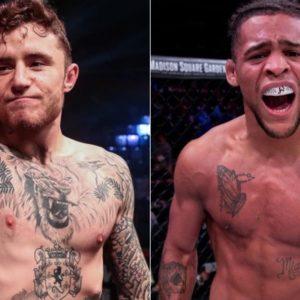 Видео боя Джейми Малларки — Девонте Смит UFC Fight Night 193