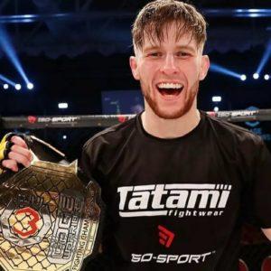 Видео боя Джек Шор — Людвик Шолинян UFC Fight Night 191