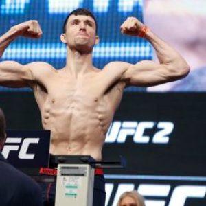 Видео боя Джулиан Эроса — Шарль Журден UFC Fight Night 191
