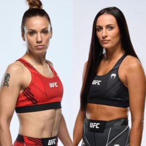 Видео боя Кейси О'Нилл — Антонина Шевченко UFC Fight Night 193