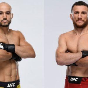 Видео боя Марлон Мораес — Мераб Двалишвили UFC 266