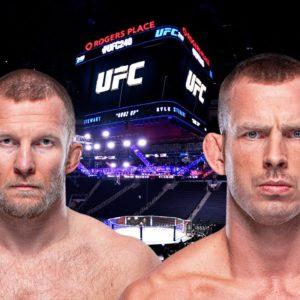 Видео боя Миша Циркунов — Кшиштоф Йотко UFC Fight Night 193