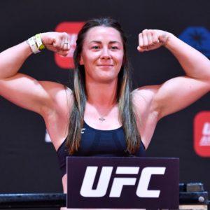 Видео боя Молли МакКэнн — Ким Цзи Йон UFC Fight Night 191