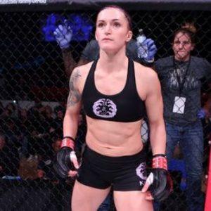Видео боя Стефани Эггер — Шэнна Янг UFC Fight Night 193