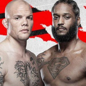 Видео боя Энтони Смит — Райан Спанн UFC Fight Night 192