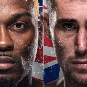 Прямой эфир UFC Fight Night 191: Даррен Тилл — Дерек Брансон. Смотреть онлайн