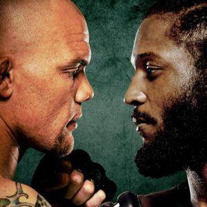 Прямая трансляция UFC Fight Night 192: Энтони Смит — Райан Спанн
